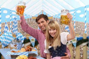 Oktober fest fiesta alemania Munich