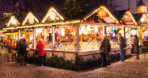 mercado de navidad alemania