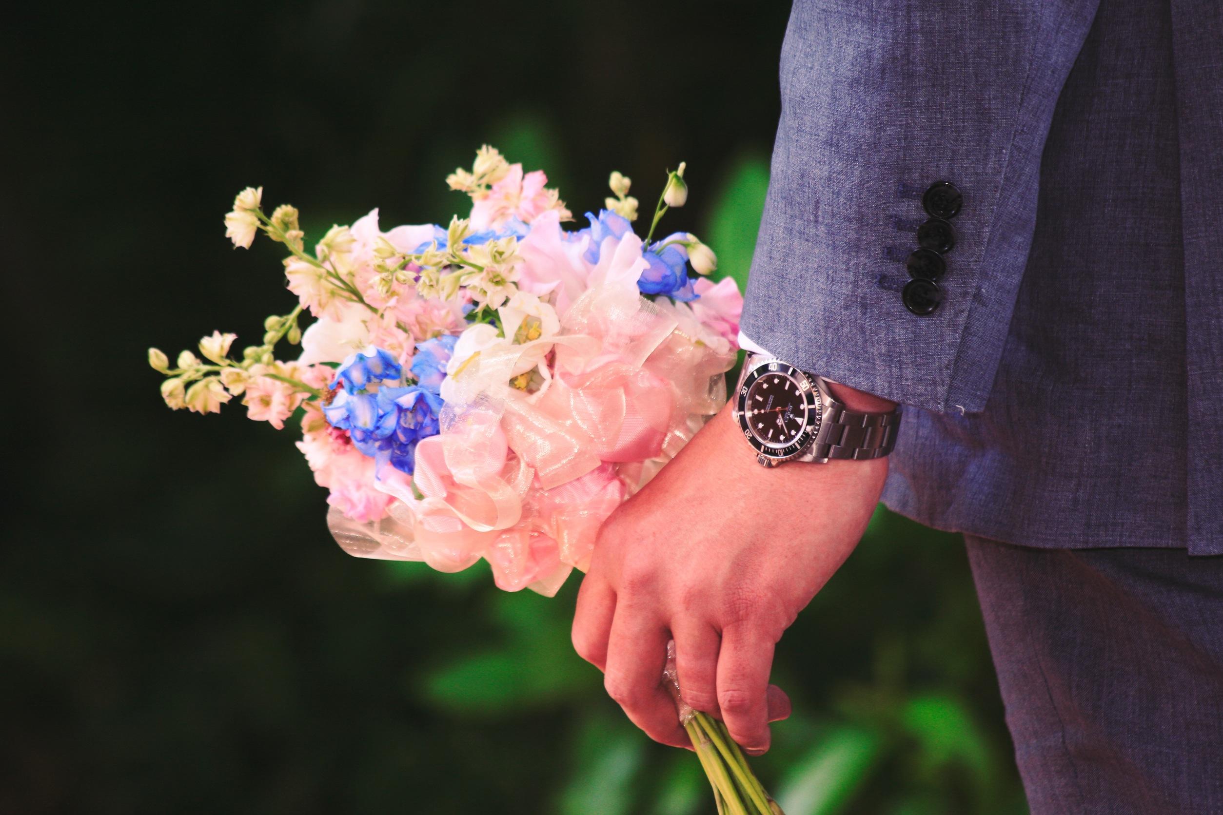 flores costumbres alemanes