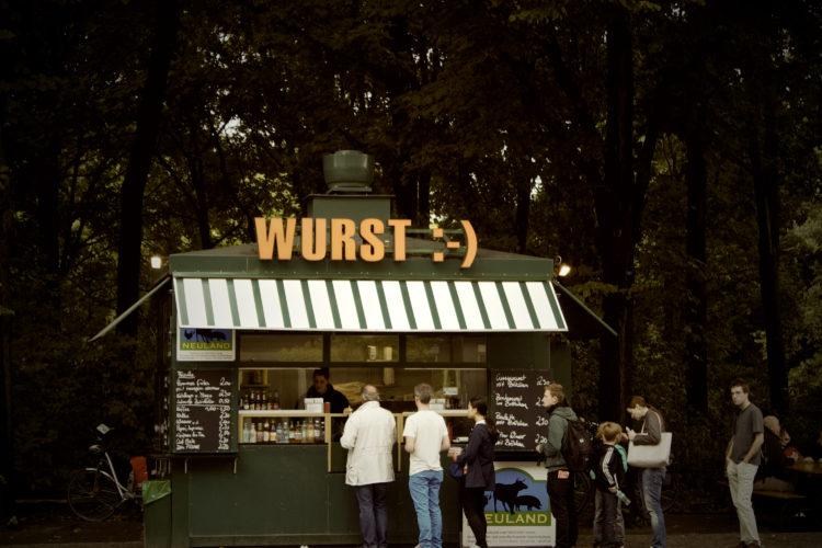 Comida rapida alemania