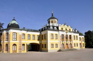 Eisenach antiguas casas alemania centro