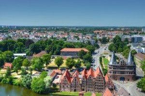 medieval Lübeck Schleswig Holstein
