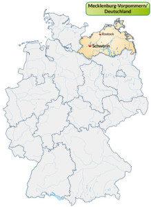 Mecklemburgo-Pomerania Occidental alemania