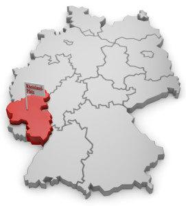 Alemania estados renania