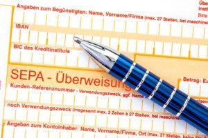 Transferencias bancarias alemania