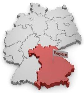 baviera bayern estados alemania