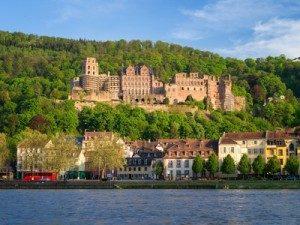 Alemania ciudades castillos