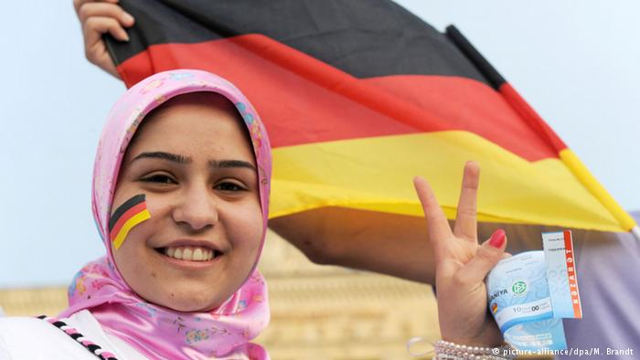 siriano alemania inmigración