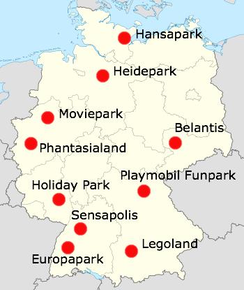 parques atracciones alemania