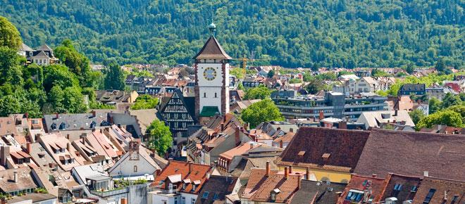 selva negra Freiburg alemania
